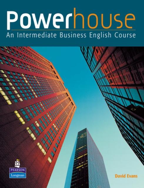 Powerhouse Intermediate Course Book