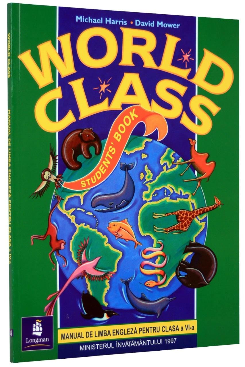 Manual Cl6 `World Class` Sb