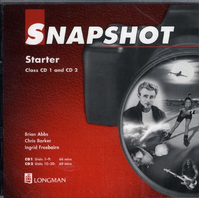 Snapshot Starter Class CD 1-2 Audio