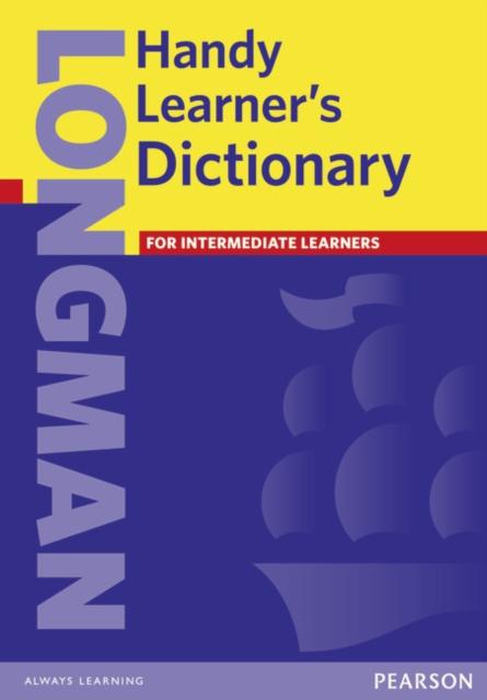 Longman Handy Learner's Dictionary NE Paper