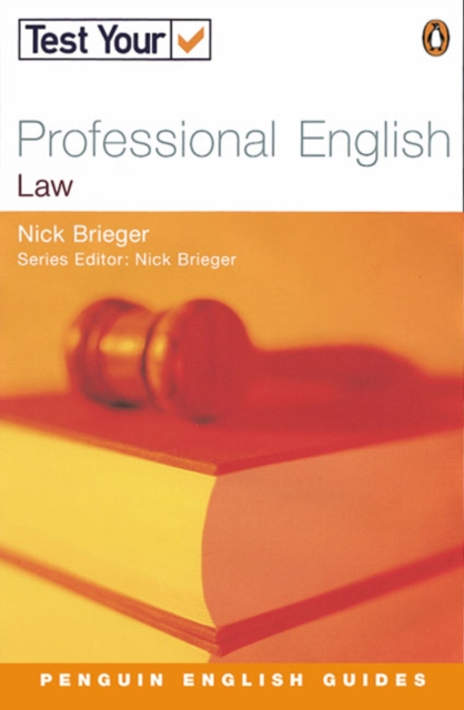 Test Your Professional English Law
