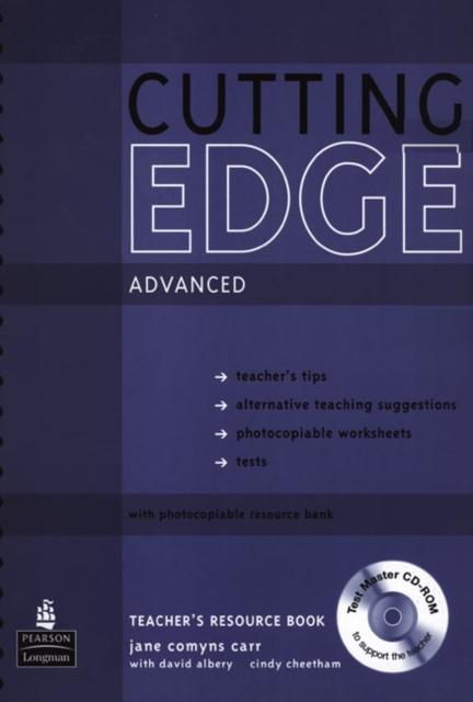 Cutting Edge Advanced Teacher's Book