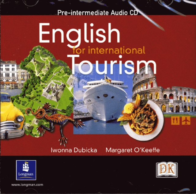 English for International Tourism Pre-Intermediate Class CD