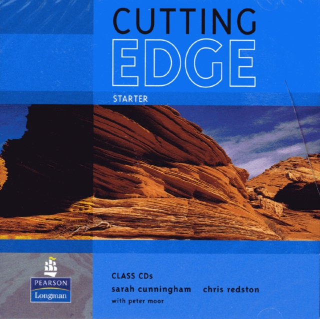 Cutting Edge Starter Class CD 1-2