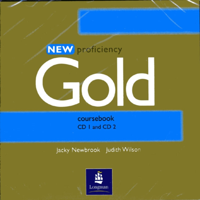 NEW PROFIENCY GOLD             CLASS AUDIO CDS      250730