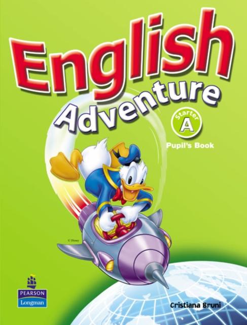 English Adventure Starter A Pupils Book