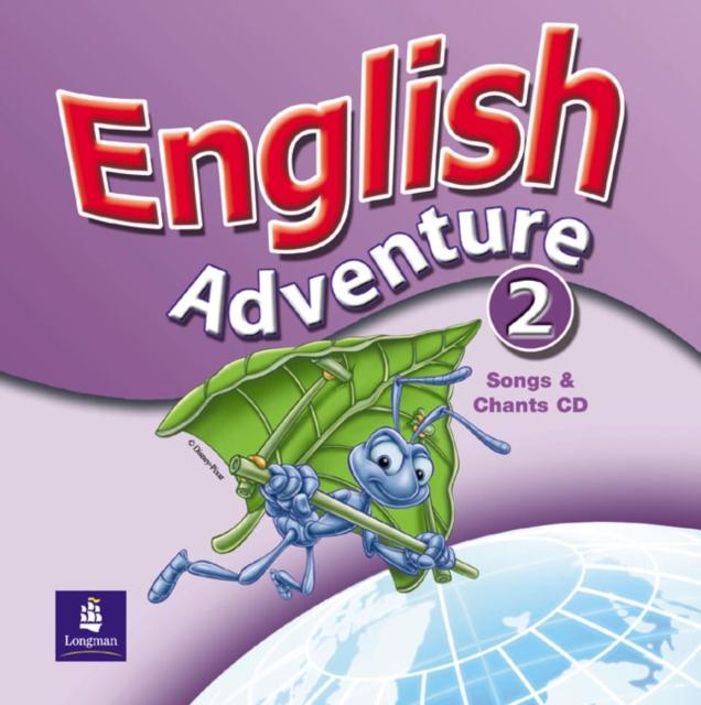 English Adventure Level 2 Songs CD