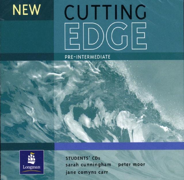 Cutting Edge Pre-Intermediate Student CD 1-2 New Edition