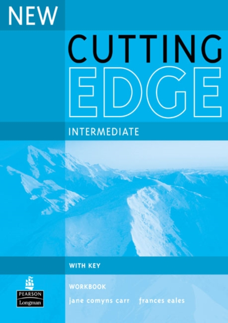 Cutting Edge Intermediate Workbook with Key New Edition