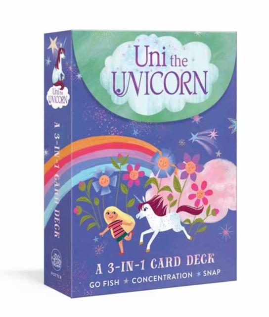 Uni the Unicorn 3-in-1 Card Deck