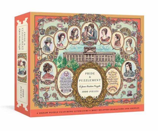 Pride and Puzzlement: A Jane Austen Puzzle