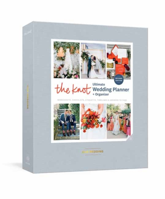 Knot Ultimate Wedding Planner and Organizer,The