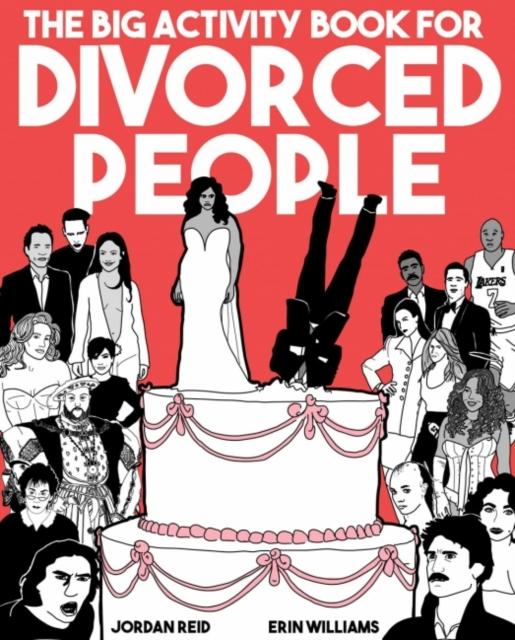 Bog Acitivity Book for Divorced People