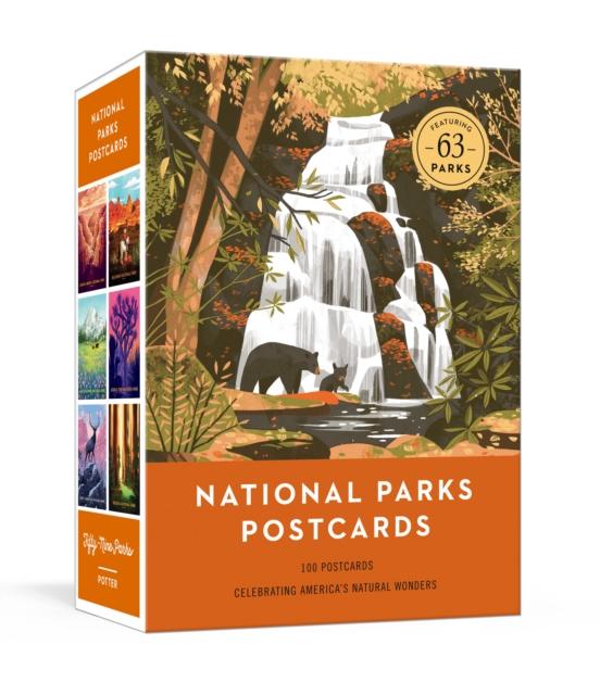 National Parks Postcards