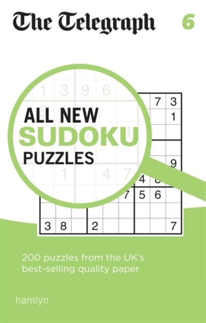 Telegraph All New Sudoku Puzzles 6
