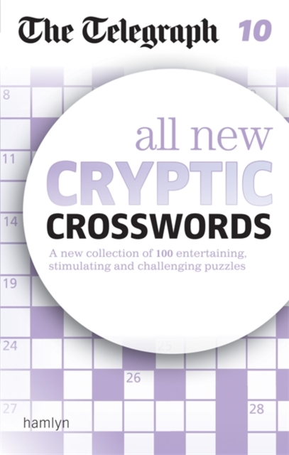 Telegraph: All New Cryptic Crosswords 10