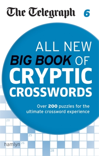 Telegraph: All New Big Book of Cryptic Crosswords 6