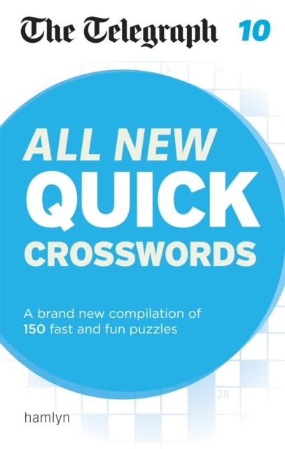 Telegraph: All New Quick Crosswords 10