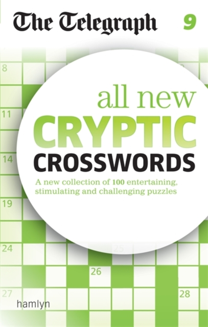 Telegraph: All New Cryptic Crosswords 9