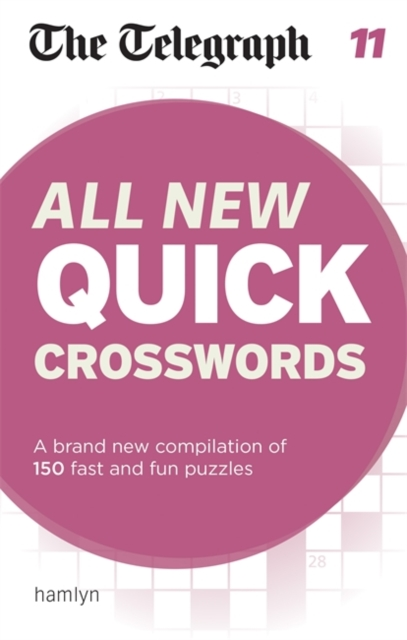 Telegraph: All New Quick Crosswords 11