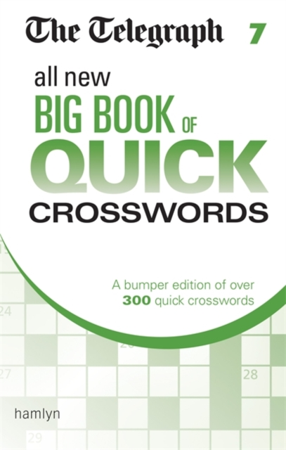 Telegraph All New Big Book of Quick Crosswords 7