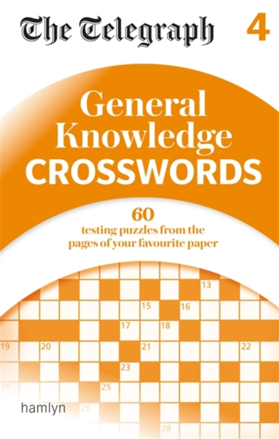 Telegraph: General Knowledge Crosswords 4