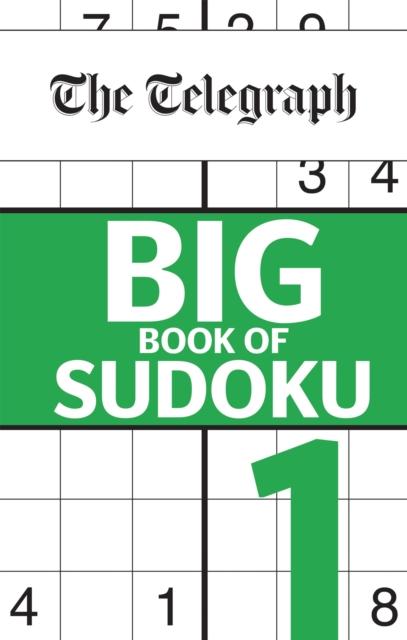 Telegraph Big Book of Sudoku 1