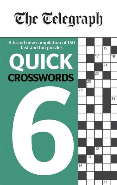 Telegraph Quick Crosswords 6