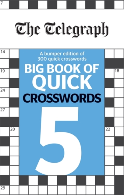 Telegraph Big Book of Quick Crosswords 5