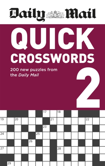 Daily Mail Quick Crosswords Volume 2