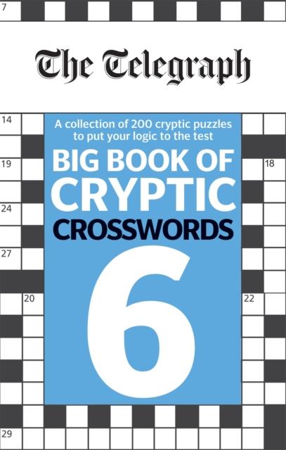 Telegraph Big Book of Cryptic Crosswords 6