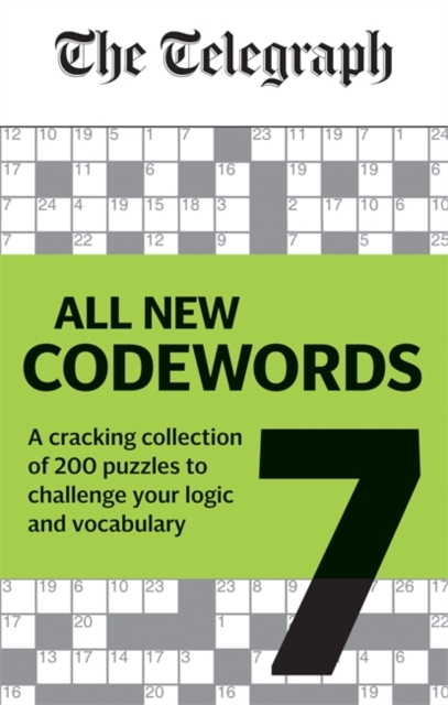 Telegraph: All New Codewords Volume 7
