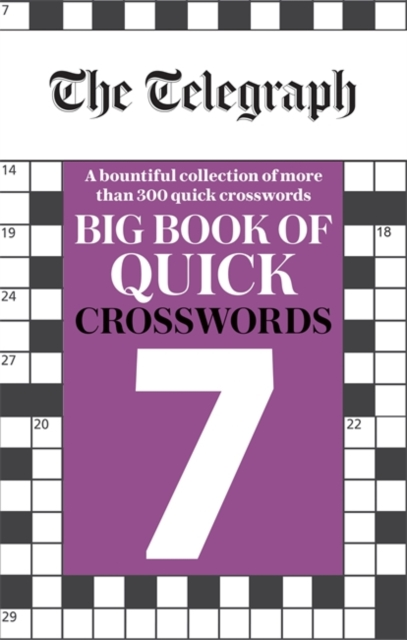 Telegraph Big Book of Quick Crosswords 7