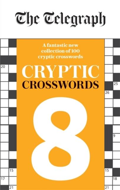 Telegraph Cryptic Crosswords 8