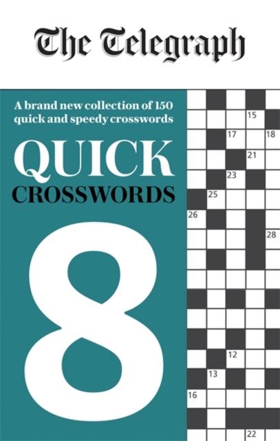 Telegraph Quick Crosswords 8