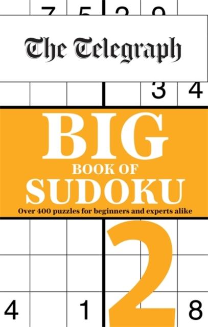 Telegraph Big Book of Sudoku 2