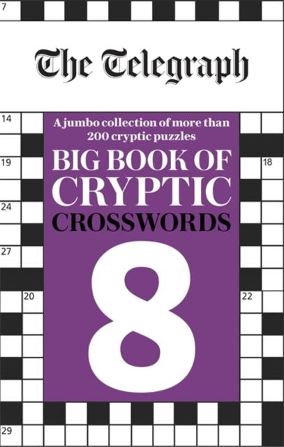 Telegraph Big Book of Cryptic Crosswords 8