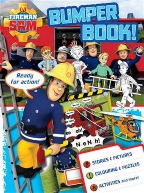Fireman Sam Bumper Book!