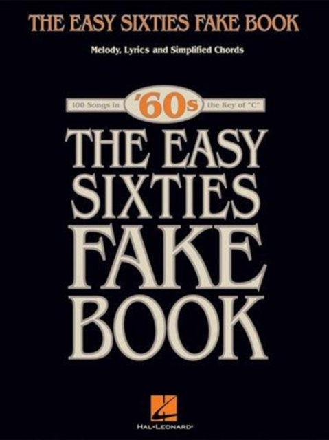 Easy Sixties Fake Book