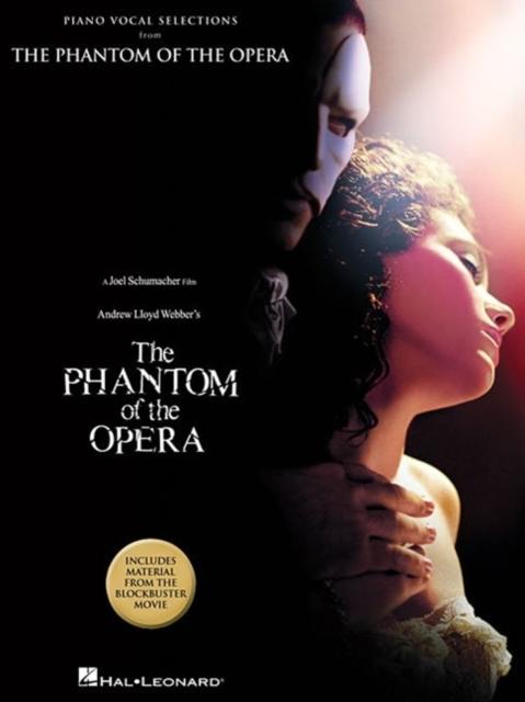 Phantom of the Opera - Movie Selections