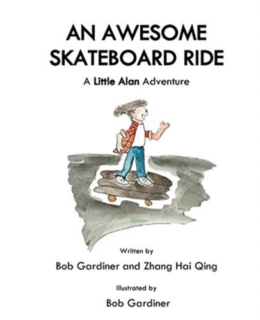 Awesome Skateboard Ride