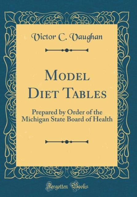 Model Diet Tables