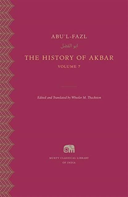 History of Akbar, Volume 7