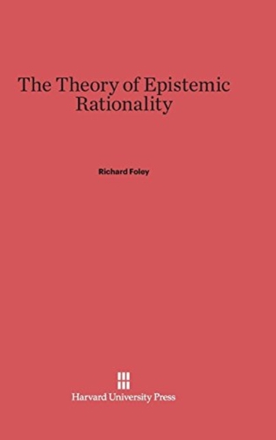 Theory of Epistemic Rationality