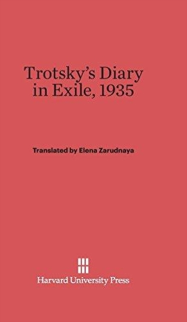 Trotsky's Diary in Exile, 1935