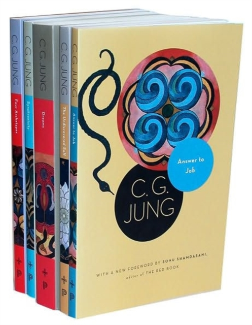 C.G. Jung (Answer to Job, Dreams, Four Archetypes, Synchronicity, and the Undiscovered Self)