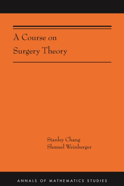 Course on Surgery Theory