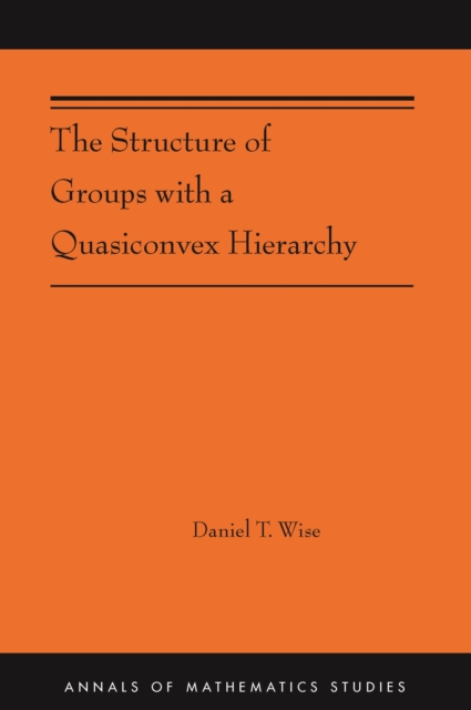Structure of Groups with a Quasiconvex Hierarchy