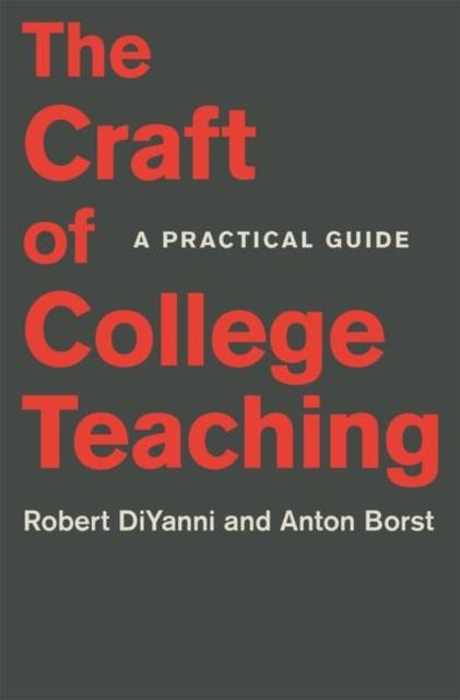 Craft of College Teaching