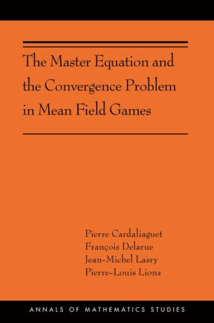 Master Equation and the Convergence Problem in Mean Field Games